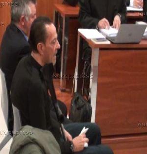 El exalcalde de Marbella Julián Muñoz en el banquillo de los acusados junto al también encausado Juan Antonio Roca. Foto/ EUROPA PRESS
