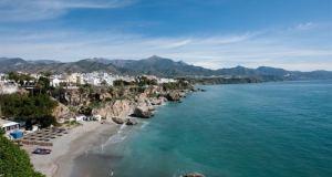 Imagen de una playa de la Costa del Sol. Foto/ Europa Press