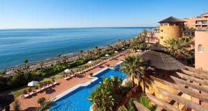 Imagen de un hotel en la Costa del Sol. Foto/ Europa Press