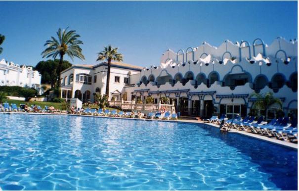 Imagen de unos apartamentos turísticos en Marbella (La Reserva)