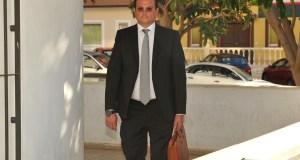 El abogado del PSOE de Marbella y exsecretario de Política Municipal, Jaime Olcina, en una imagen de archivo. FOTO/ MARBELLA CONFIDENCIAL