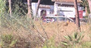 Imagen exterior, de archivo, del club de alterne Casa Masa, en Marbella, donde fue detenido el delincuente inglés.FOTO/ MARBELLA CONFIDENCIAL