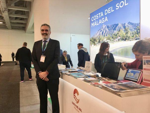 El presidente de AEHCOS, Luis Callejón, en una imagen de archivo. FOTO/ MARBELLA CONFIDENCIAL