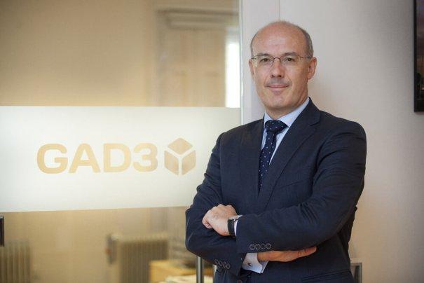 El sociólogo y presidente de la consultora GAD3 en una imagen de archivo. FOTO/ GAD3