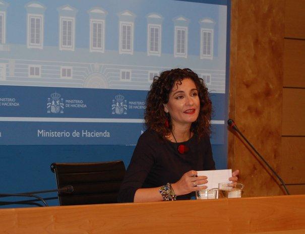 La ministra de Hacienda, María Jesús Montero, en imagen reciente. FOTO/ Ministerio de Hacienda