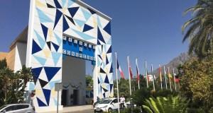 Imagen del Palacio de Congresos de Marbella. FOTO/ Europa Press