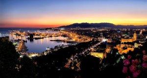 Vista panorámica de Málaga. FOTO/ Turismo Costa del Sol
