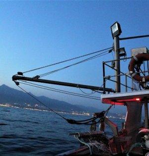 Imagen de un barco de cerco de Marbella. FOTO/ Cofradía de Pescadores de Marbella