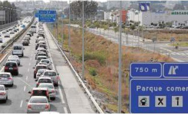 Plaza Mayor will have to build two new lanes on the motorway before it opens outlet