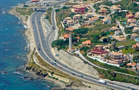 FREE FOR ALL? Plans to remove Costa del Sol toll road charges