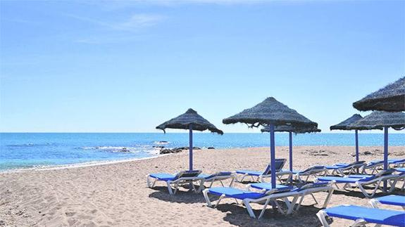 Blue flags awarded to 25 beaches on the Costa del Sol, one more than in 2017