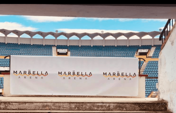 WATCH: NEW MARBELLA ARENA TO HOST STRING OF 'INTERNATIONAL ARTISTS' AND EVENTS THIS SUMMER AFTER SIGNING DEAL WITH GLOBAL EVENTS COMPANY