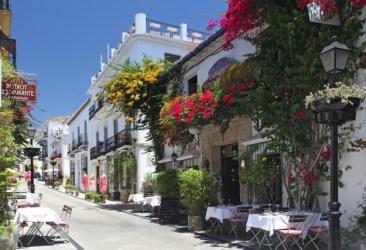Marbella aktiviteter, Gamla-stan-Marbella