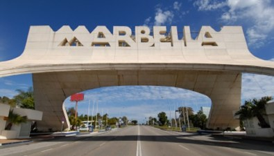 Flyg till Marbella