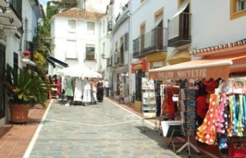 Marbella shopping - Casco Antiguo