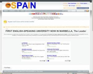The Spain Forum