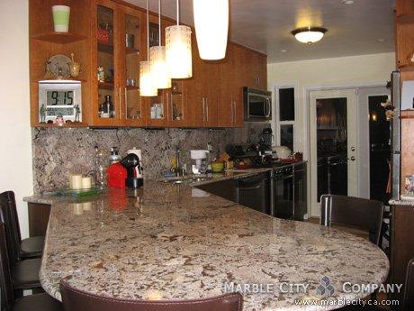 white corian kitchen countertops outdoor counter depth bianco antico granite bay area california ...