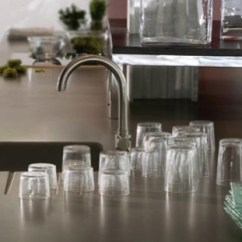 Recycled Glass Kitchen Countertops Trash Bin Grey Expo Quartz - Silestone California ...