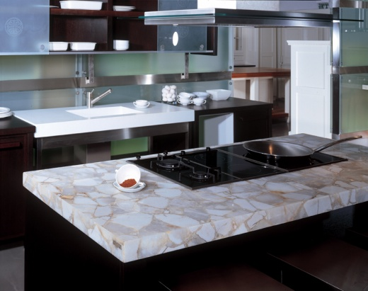 types of kitchen counters yellow accessories all natural stone in san jose - granite, marble, semi ...