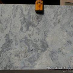 Corian Kitchen Countertops Knotty Alder Cabinets Blue Sky Marble | Brazilian At Marblecity ...