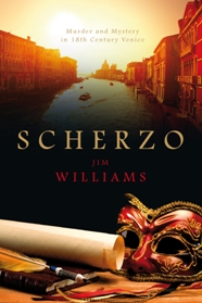 Cover for Scherzo by Jim Williams
