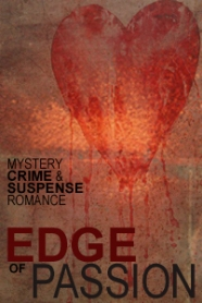 cover for Edge of Passion romance anthology