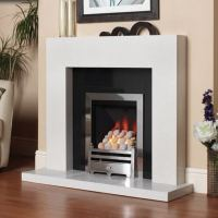 Marble Fireplace Surround Modern