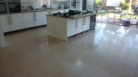 Limestone Floor Cleaning And Polish To A Shine, Banstead ...