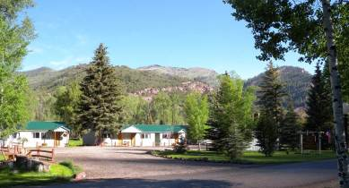 Redstone Cliffs Lodge
