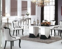 Barcelona Marble Dining Table with 8 Chairs | Marble King