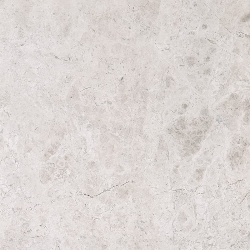 Silver Shadow Polished Marble Tiles 24x24