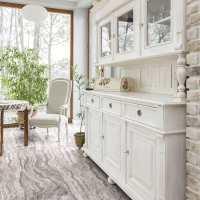 Roman Silver Vein Cut Honed&filled Travertine Tiles 12x24