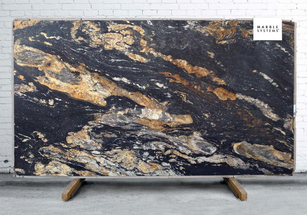 Magma Gold Polished Granite Slab Random 1 14