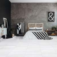 Snow White Honed Marble | Marble Systems Inc.