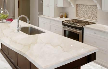 Calacatta Crestola  Marble Tile Houston