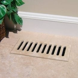 traditional vent cover marble trend