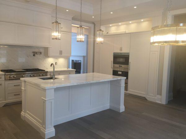 Kitchen Vienna White Marble Trend Granite