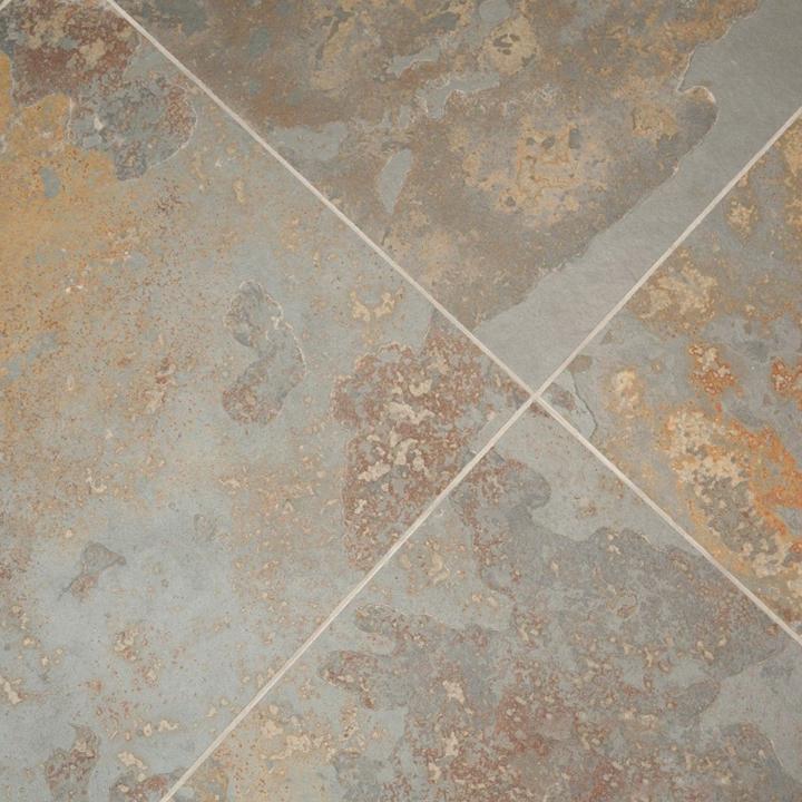 brazilian multicolor san rio rustic cleft slate tile 18x18