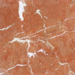 Commercial Chair Rail Bed Single Rojo Alicante Marble Tile 12