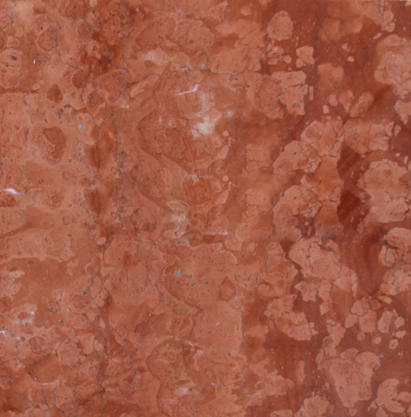 Rosso Verona Marble Tile 12x12