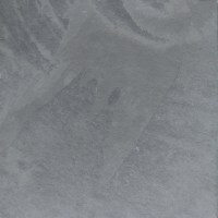 "Brazilian Gray (Montauk Blue) Cleft Slate Tile 24""x24"""