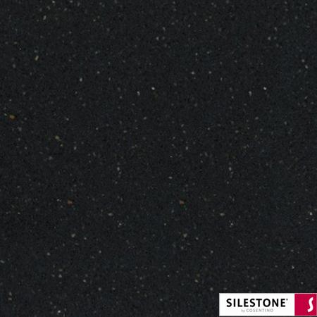 Tebas Black Quartz Slab