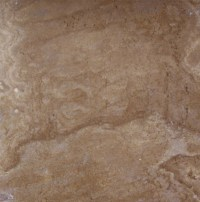 "English Walnut Honed Travertine Tile 16""x16"""