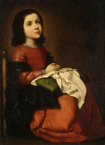Francisco de Zurbarán, Childhood of the Virgin