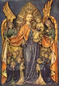 The Blessed Virgin Mary, Mother of Dominican Order