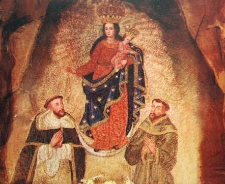 Image of Our Lady of Las Lajas