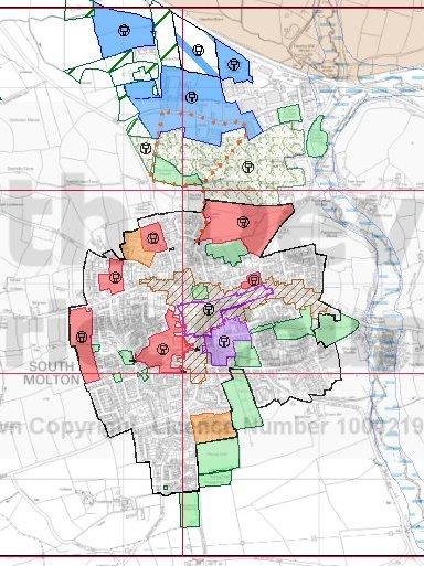 South Molton 2006 Local Plan