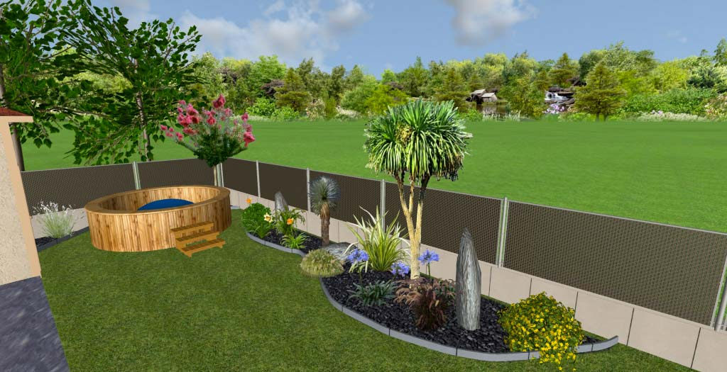 Marcadier Paysage Conception En 3d De Votre Jardin