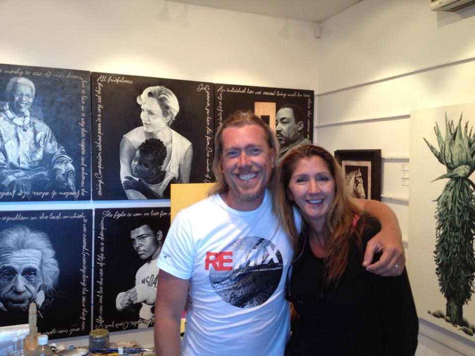 Marc and Debbie De Bruin