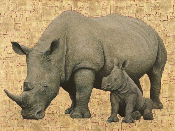 Marc Alexander | Rhino II | In The Balance